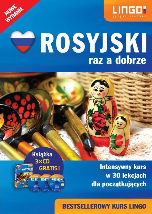Rosyjski raz a dobrze Pakiet dla początkujących Zybert Mirosław, Dąbrowska Halina