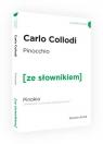 Pinokio ze słownikiem Collodi Carlo