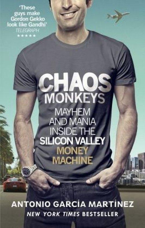 Chaos Monkeys Garcia Martinez Antonio