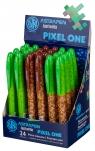 Pióro młodzieżowe Pixel One (203120011) mix kolorów