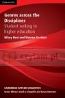 CAL Genres Across the Disciplines HB