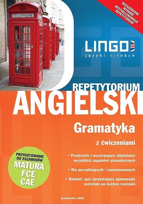 Angielski Gramatyka z ćwiczeniami Repetytorium Treger Anna