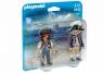 Playmobil Pirates: Duo Pack - Pirat i żołnierz (6846)