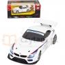 BUDDY TOYS BMW Z4 GT3, biały (BRC18040)