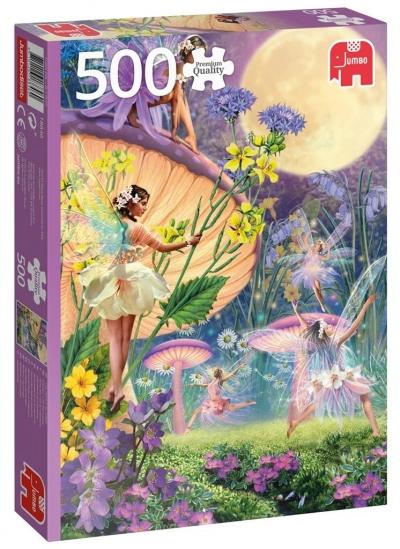 Puzzle 500 PC Taniec wróżek G3