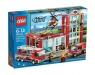 Lego City Remiza strażacka  (60004)