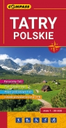 Tatry Polskie 1:30 000