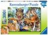 Puzzle 300 XXL elementów - Dinozaury (132461)