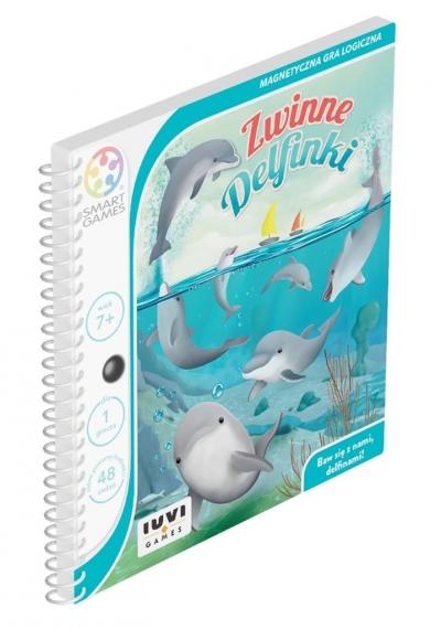 Smart Games Zwinne Delfinki (SGT310 PL)