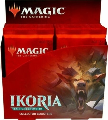 Karty Ikoria Lair of Behemots Collector Booster Display (05461 Display)