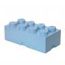 LEGO, Pojemnik klocek Brick 8 - Jasnoniebieski (40041736)