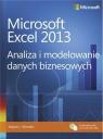 Microsoft Excel 2013. Analiza i modelowanie danych biznesowych Winston Wayne L.