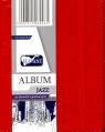 Album Jazz na dowód rejestracyjny czerwony