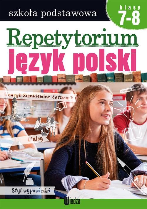 Repetytorium Język polski 7-8 Zioła-Zemczak Katarzyna