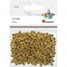 Koraliki Titanum, plastikowe - złote (390725)