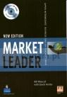Market Leader NEW Upper-Inter TB z CD-Rom