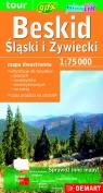 Beskid Śląski i Żywiecki - mapa turystyczna Opracowanie zbiorowe