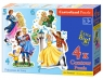 Puzzle 4-5-6-7 Princesses in Love<br />B-04461