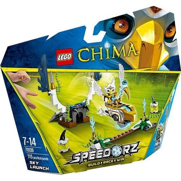 LEGO Chima Wyrzutnia w Niebo