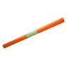 Bibuła dekoracyjna marszczona (krepina) - pomarańczowa (107830)
