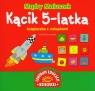 Mądry Maluszek Kącik 5-latka Książeczka z nalePKAMI