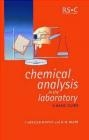 Chemical Analysis in the Laboratory Richard M. Baker, Irene Mueller-Harvey, R Baker