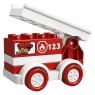 Lego Duplo: Wóz strażacki (10917)