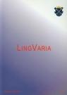 LingVaria 2006/2 Półrocznik Wydziału Polonistyki Uniwersytetu