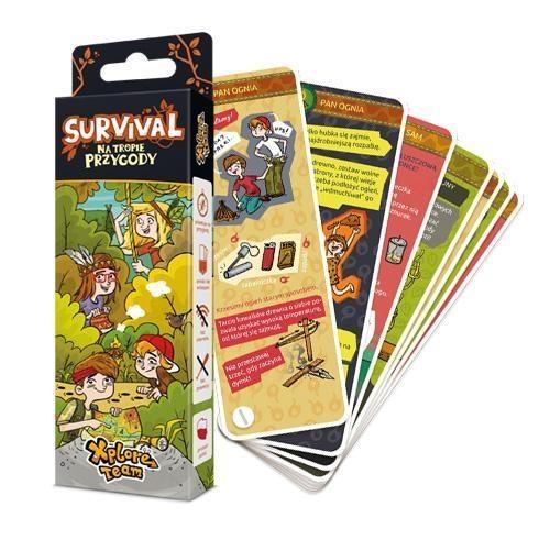 Xplore Team. Survival - Na tropie przygody (039461)