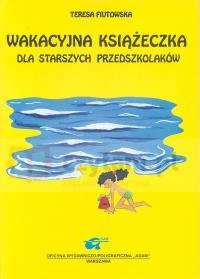 Wakacyjna książeczka dla starszych przedszkolaków
