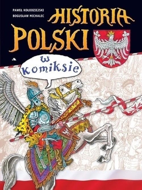 Historia Polski w komiksie Michalec Bogusław, Kołodziejski Paweł