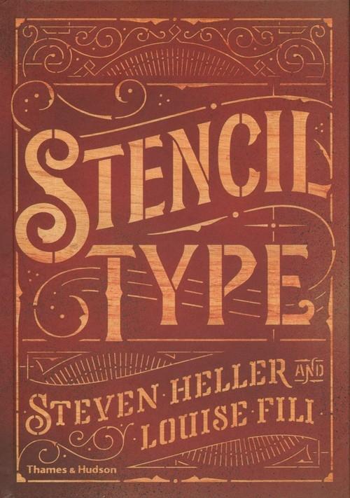 Stencil Type Heller Steven, Fili Louise