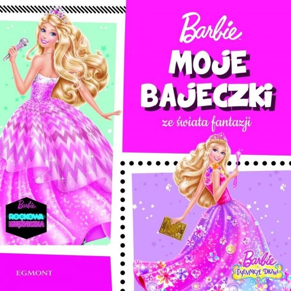 Barbie Moje bajeczki ze świata fantazji