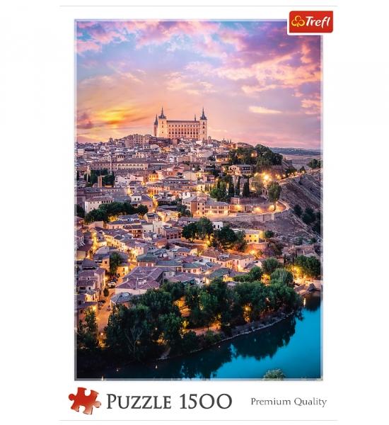 Puzzle 1500: Toledo, Hiszpania (26146)