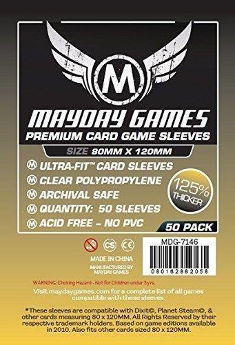 Koszulki Magnum Gold Premium 120x80 (50szt) MAYDAY