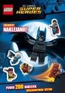 Lego Super Heroes. DC Comics. Zadanie: naklejanie!
