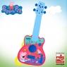 Gitara dla malucha Świnka Peppa