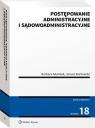 Postępowanie administracyjne i sądowoadministracyjne (NEX-0288) Adamiak Barbara, Borkowski Janusz