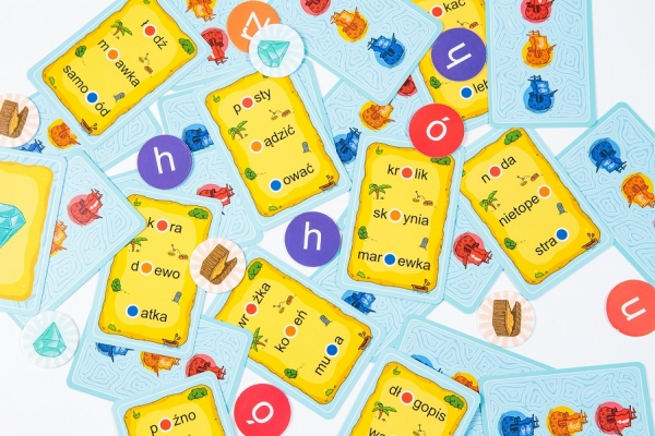 Podstawa to zabawa: Piracka ortografia