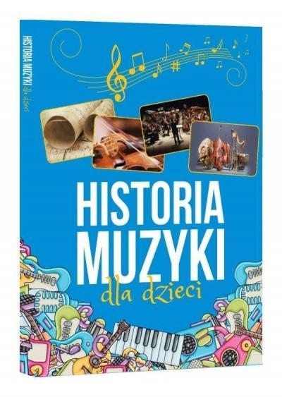 Historia muzyki dla dzieci Oskar Łapeta