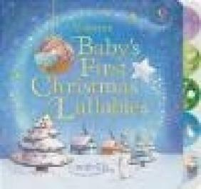 Baby's First Christmas Lullabies With CD Fiona Watt, F Watt