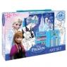 Zestaw artystyczny 68 elementów Frozen