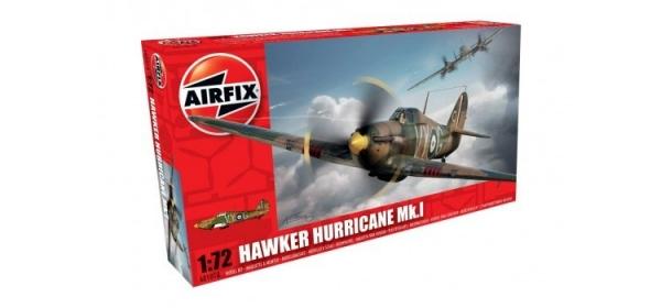Model do sklejania Hawker Hurricane Mk.I (01010A)