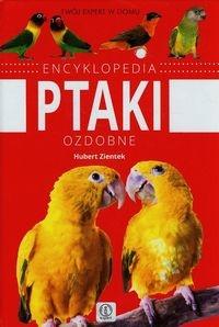 Encyklopedia ptaki ozdobne Zientek Hubert