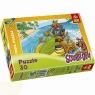 Scooby Doo Puzzle 30 elementów Wodne szaleństwo (18146)