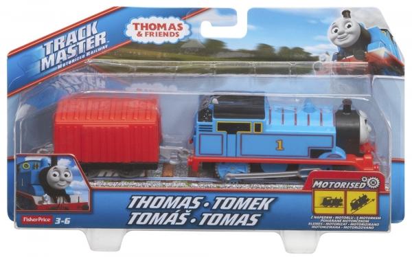 Tomek i Przyjaciele: Lokomotywka Tomek z napędem (BMK87/BML07)