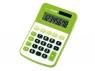 Kalkulator Milan 8 pozycyjny, zielony