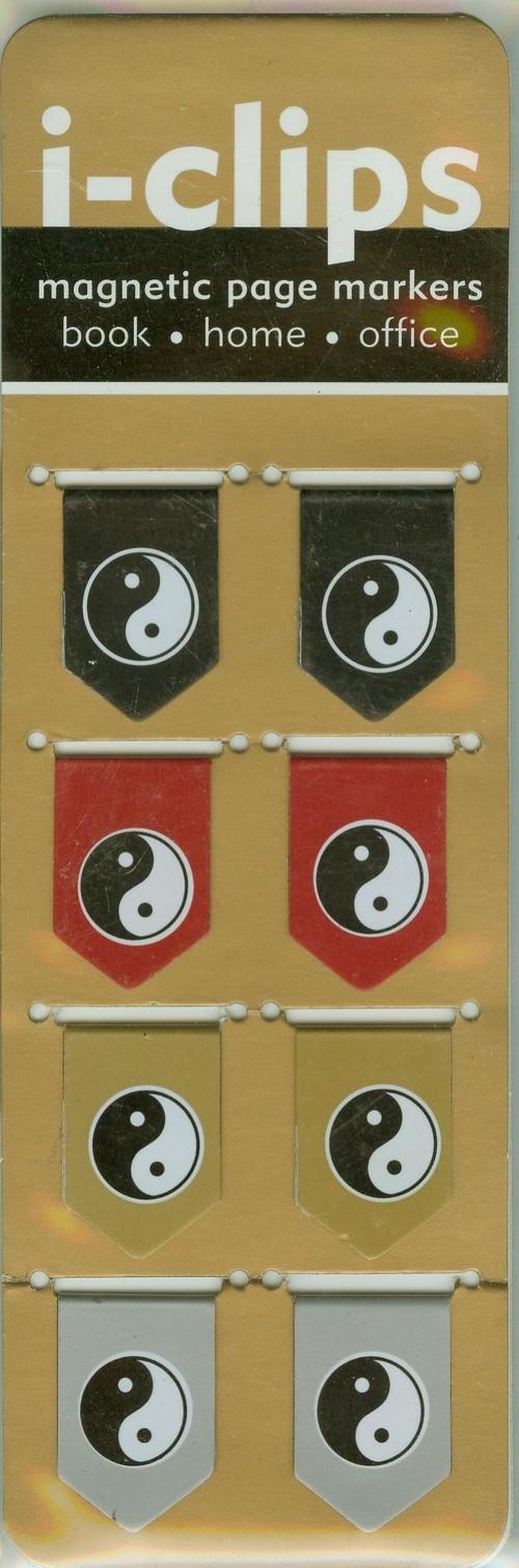Zakładka magnetyczna Yin Yang