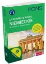Last Minute audio Rozmówki ze słowniczkiem niemieckie
