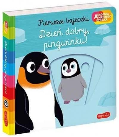 Dzień dobry, pingwinku! Nathalie Choux